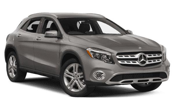 Renting de Mercedes-Benz Gla