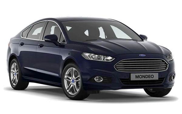 Renting Ford Modeo