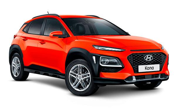Hyundai Kona HEV