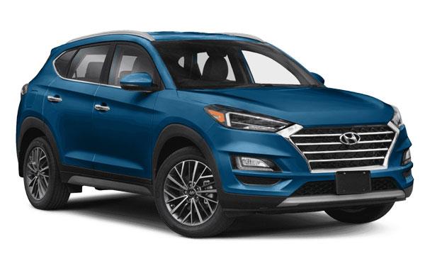 Renting de Hyundai Tucson SLE